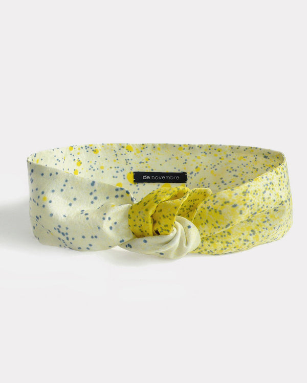 DeNovembre Silk Spray headband