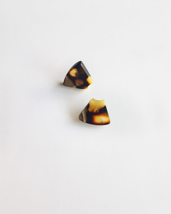 Kohut Candy Corn Earrings
