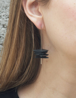 Primitive Tribe Drop Earrings