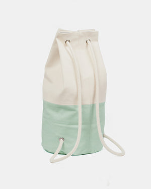 Marin et Marine Nautical backpack, Mint