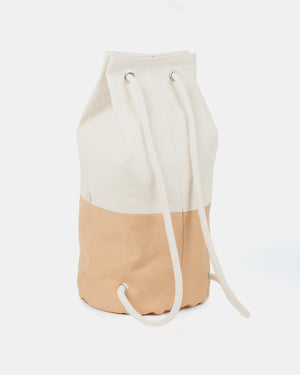 Marin et Marine Nautical backpack, Nude