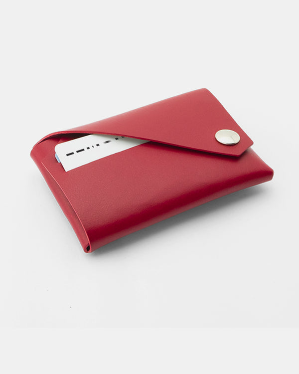 Lemur Fold Wallet, Red