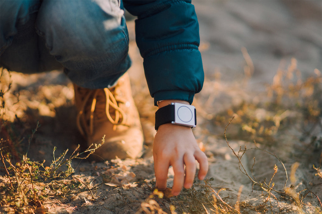 The Embrace watch is designed to save lives