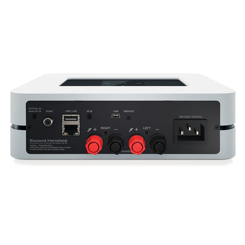 Bluesound POWERNODE 2 Wireless Multi-Room Streaming High-Res Amplifier
