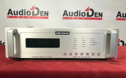 Audio Research CD9 Reference Digital CD Player (Demo)