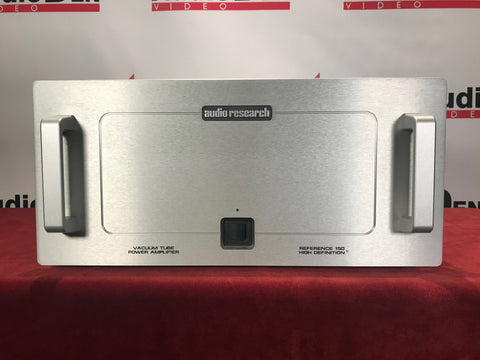 Audio Research Reference 150 with KT 120s - Demo