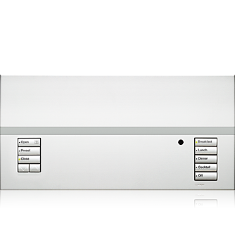 Lutron GRAFIK Eye QS Main Unit-processor-Audio Den