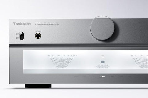 Technics SU-C700 Integrated Stereo Amplifier-Integrated Amplifier-Audio Den