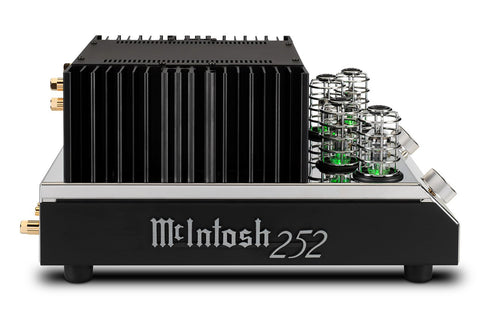 McIntosh MA252 Integrated Amplifier-Integrated Amplifiers-Audio Den