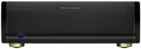 Parasound Halo A 52+ Five Channel Amplifier