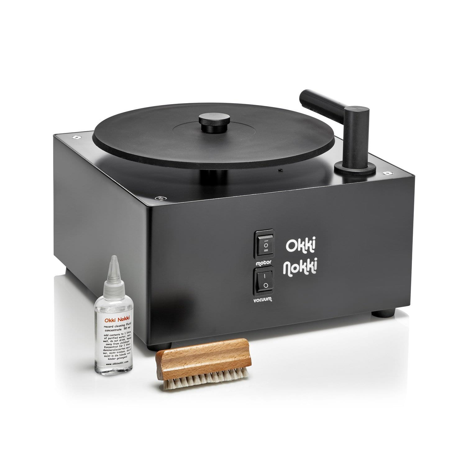 Okki Nokki Record Cleaning Machine-Record Cleaning Machine-Audio Den
