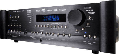 Anthem D2v 3D A/V Processor-processor-Audio Den