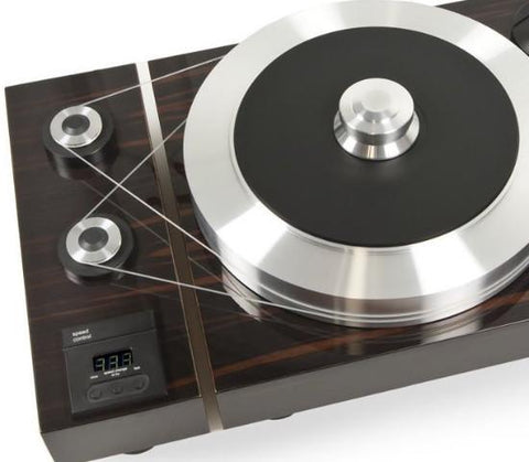 EAT Forte Turntable with Tonearm Options