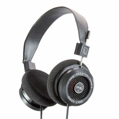 Grado SR80E Prestige Series Headphone-Headphone-Audio Den