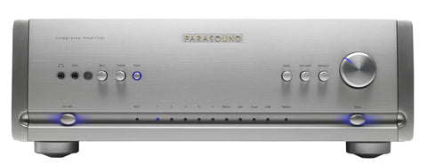 Parasound Halo Integrated 2.1 Channel Integrated Amplifier