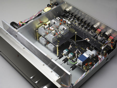 Parasound Halo JC 2 BP Preamplifier with Bypass-Preamplifier-Audio Den