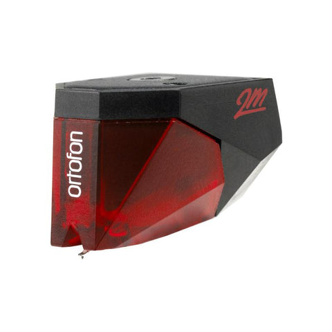 Ortofon 2M Red Moving Magnet Cartridge-Moving Magnet-Audio Den