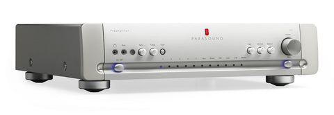 Parasound Halo P 5 2.1 Channel Stereo Preamplifier-amplifier-Audio Den