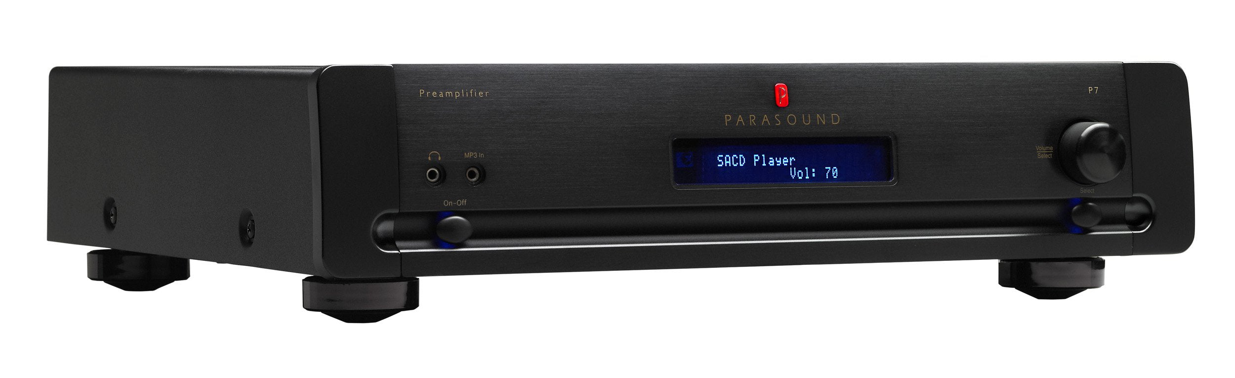 Parasound Halo P 7 7.1 Channel Preamplifier-Amplifier-Audio Den