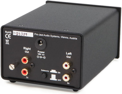 Pro-Ject Phono Box DS-Phono Preamplifier-Audio Den