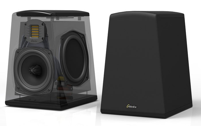 GoldenEar Technology Aon 2 Bookshelf Loudspeaker-Speaker-Audio Den
