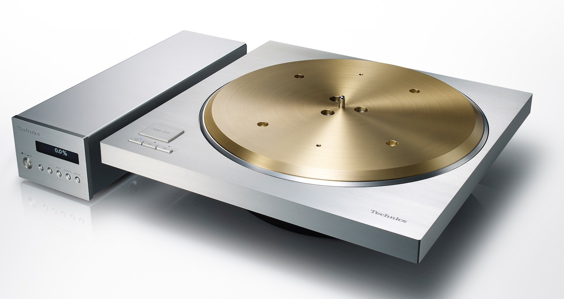 Technics SP-10 RE-S Reference Turntable