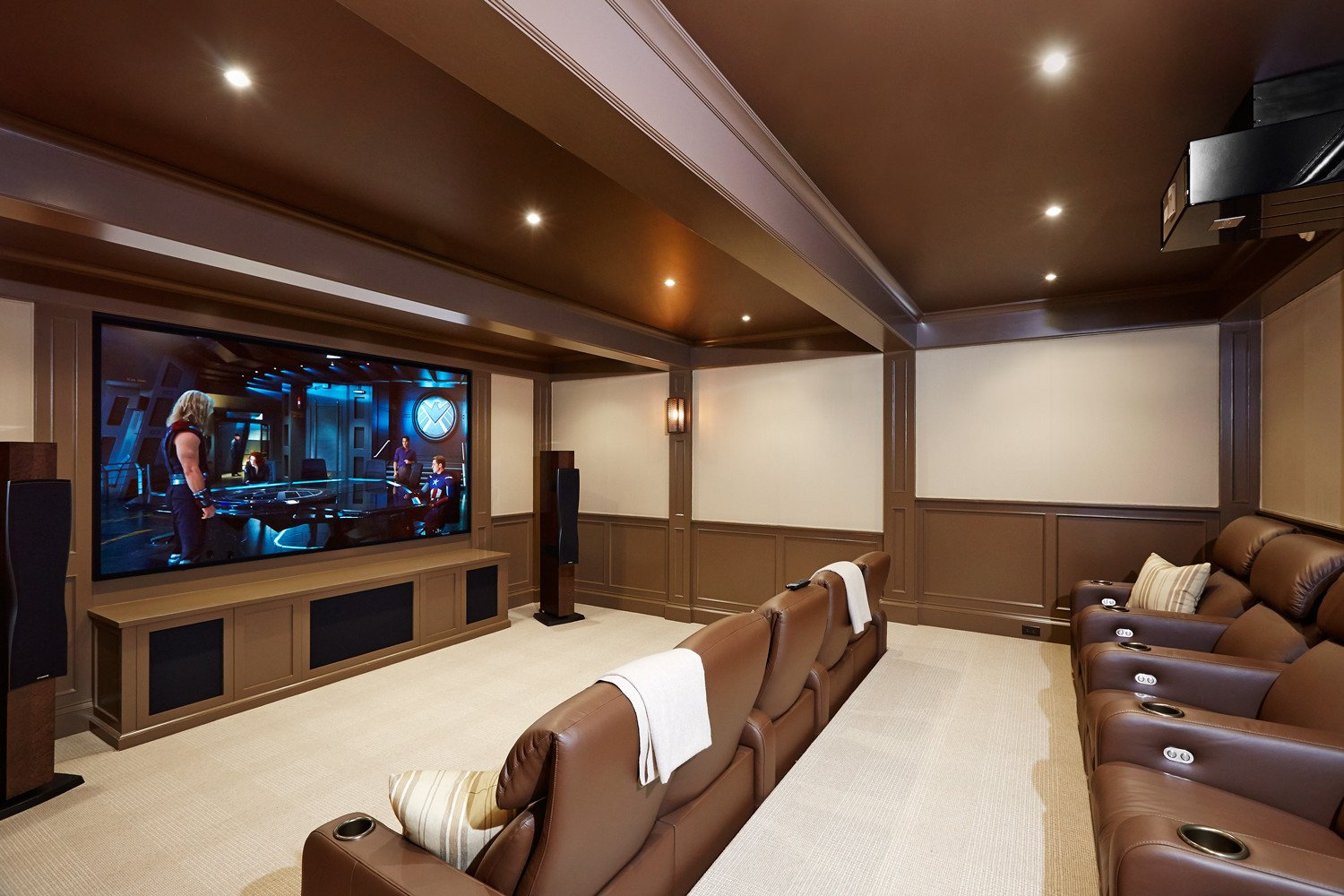 home theater installation new york