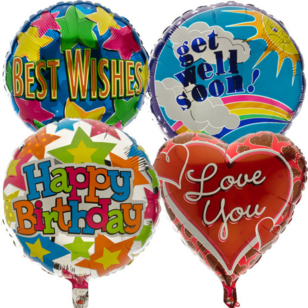 Helium Balloons Ballina Lismore Byron Florist Flowers In