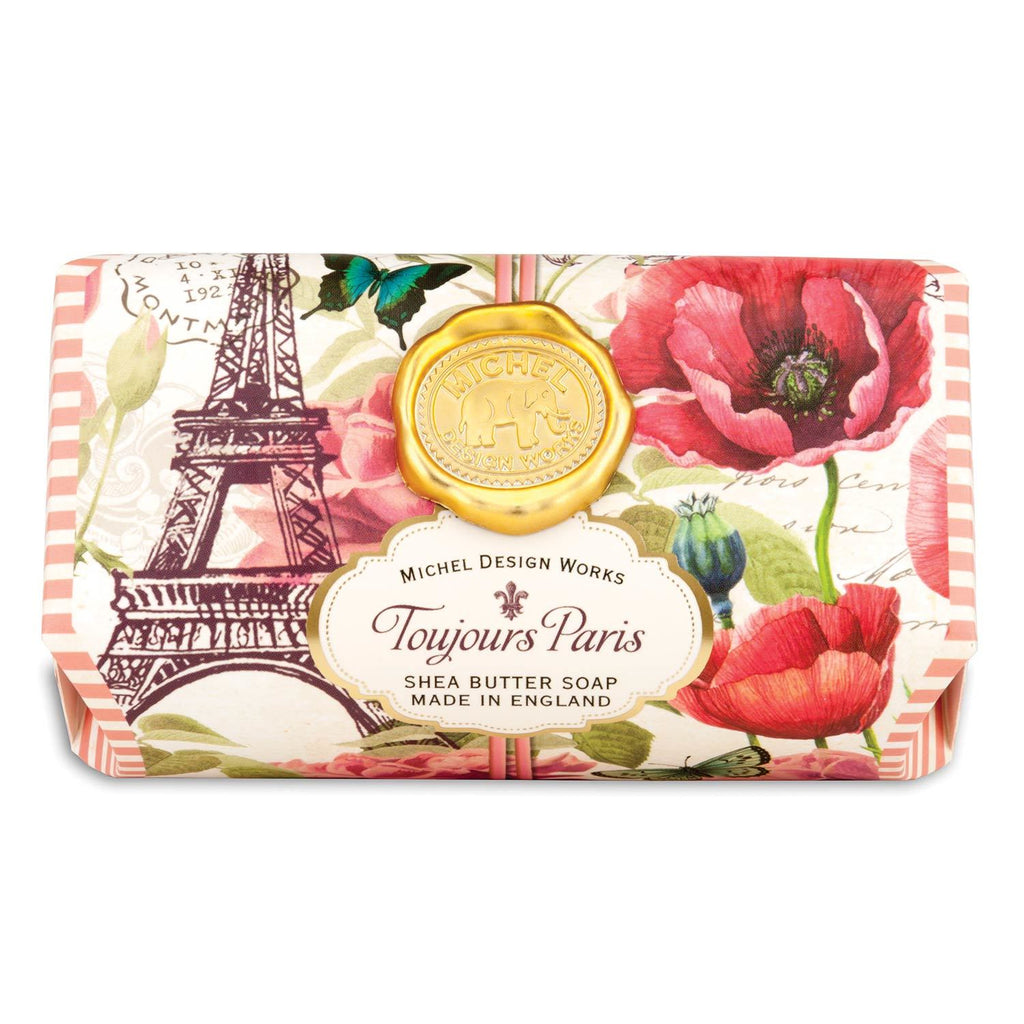 Toujours Paris Luxury Soap Bar