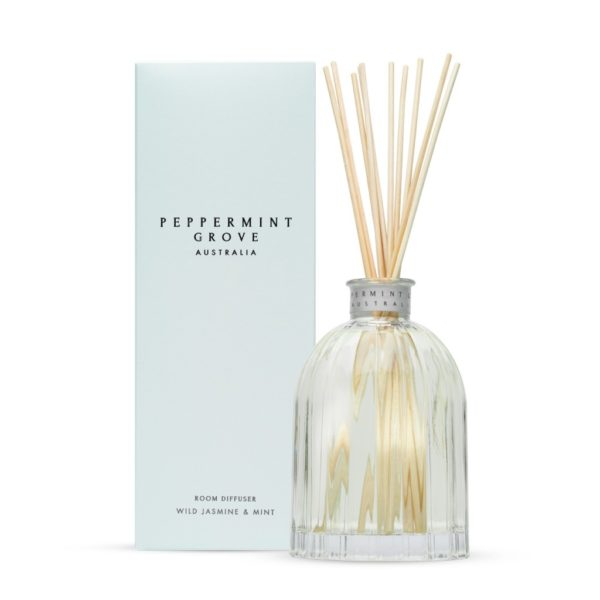 Wild Jasmine and Mint Diffuser