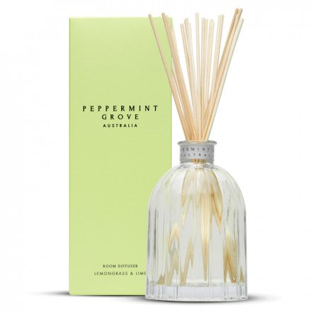 Lemongrass and Lime Diffuser