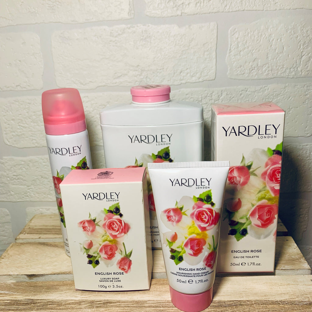 Yardley English Rose Range
