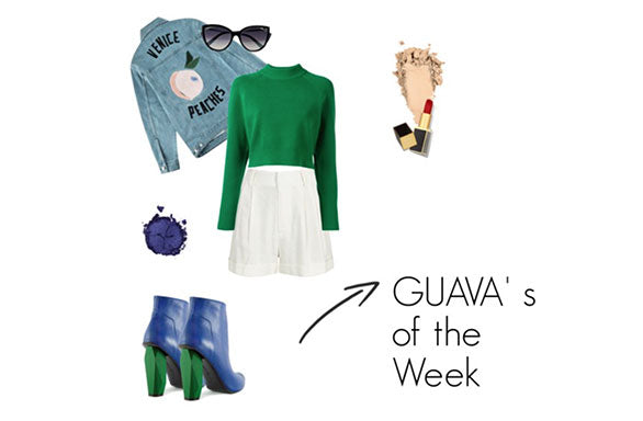 Jessica Walsh x Guava Collection