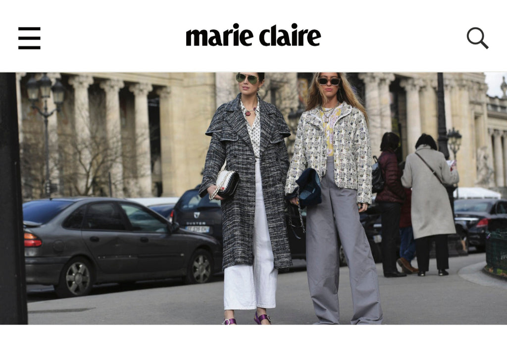 Guava in Marie Claire UK