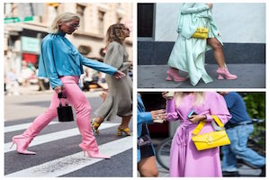 GUAVA's take on the Pastels Trend for SS18