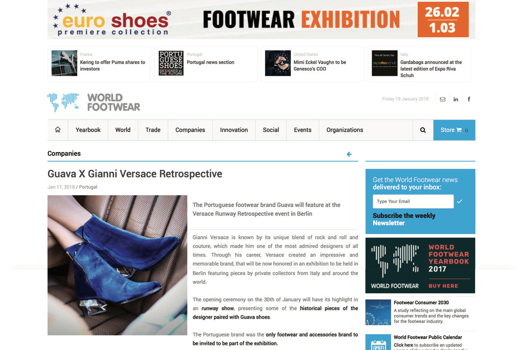 World Footwear News