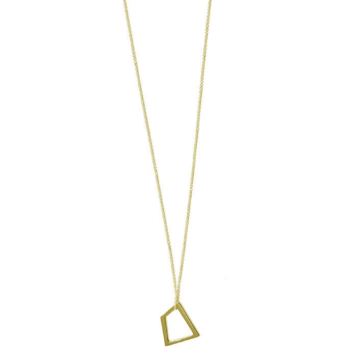 Gold Fï Necklace