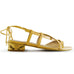 Lemon Zest Quartz Sandal
