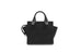 mini city bag ultimate black back view