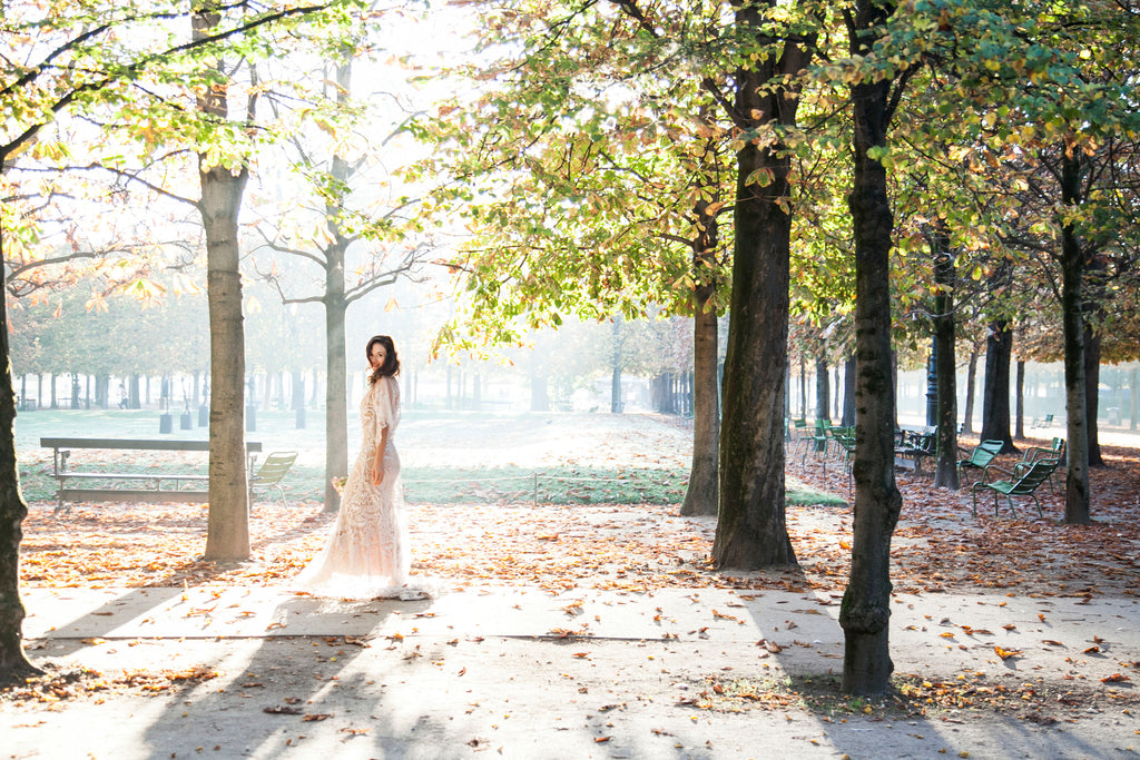 BEST WEDDING DRESSES | Vancouver's own Elika In Love