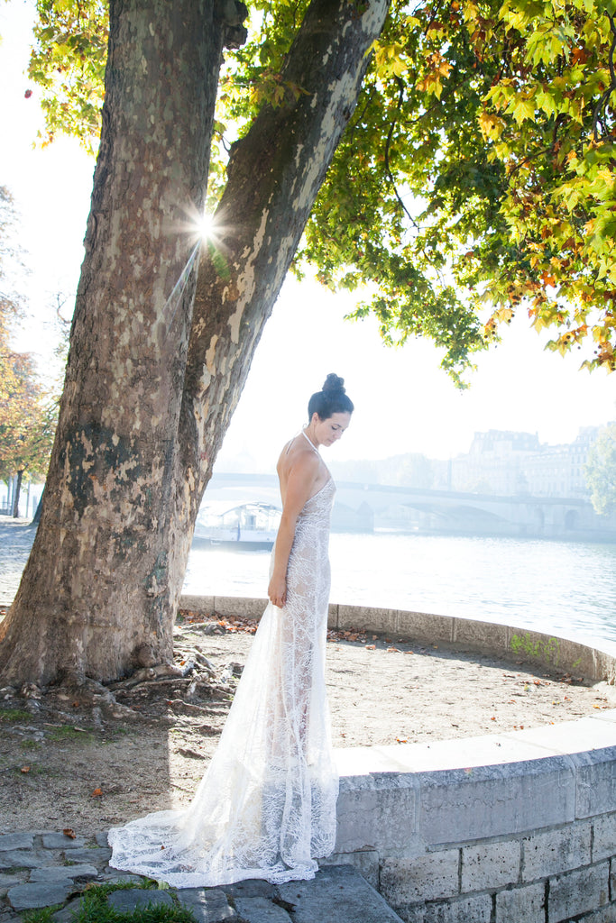 VANCOUVER BRIDAL SHOP | Elika In Love - Winter Wedding Dresses