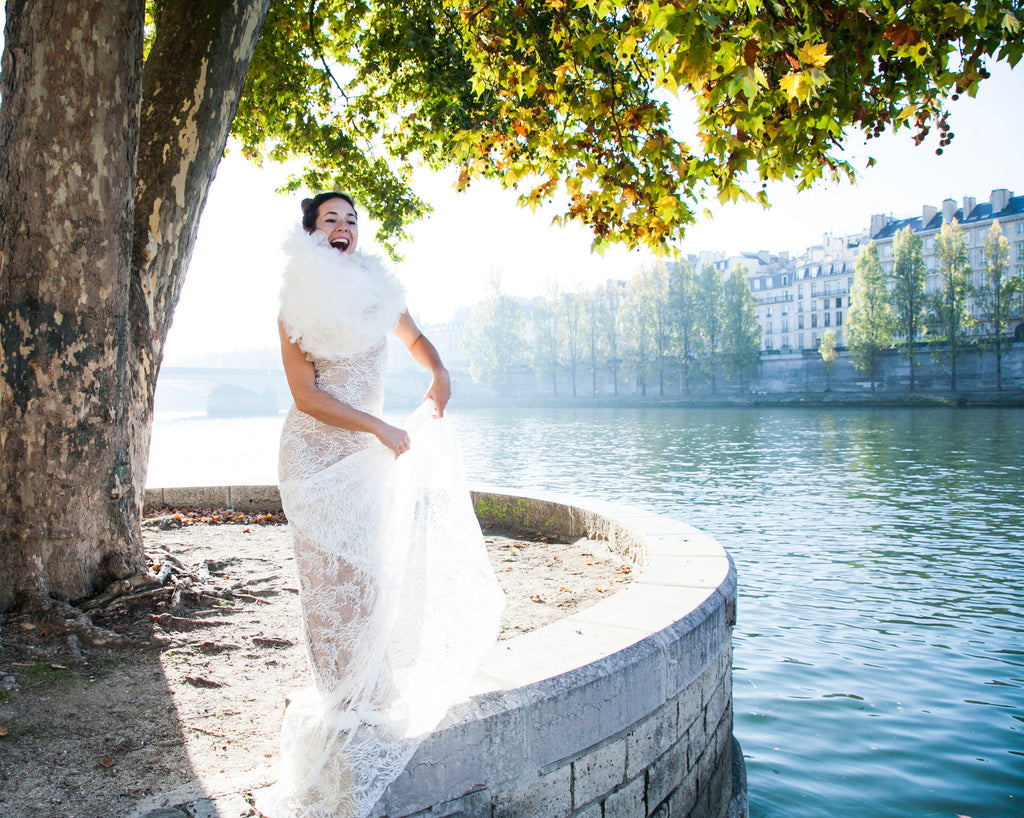 VANCOUVER BRIDAL DESIGNER | Elika In Love