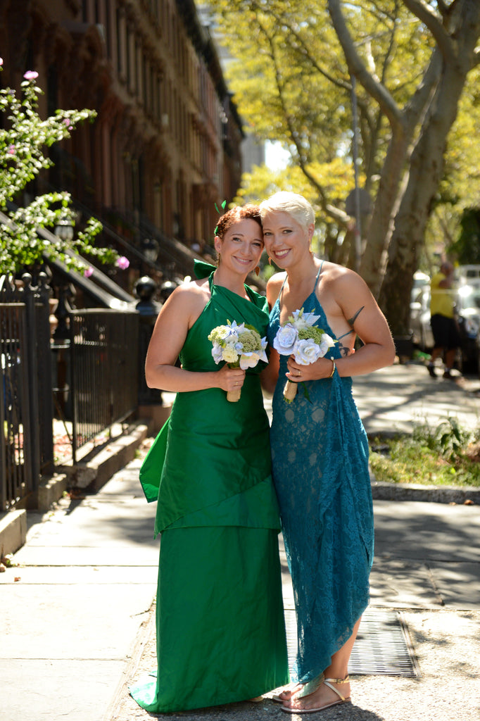 Love Wins Vancouver Bridal Designer S Custom Gowns For Nyc Brides
