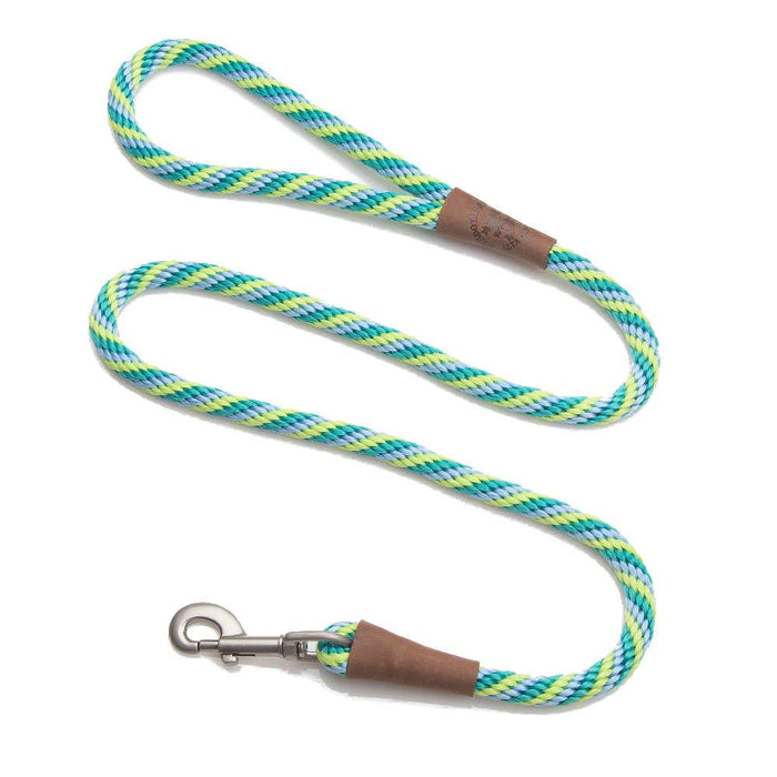 Mendota Rope Clip Lead - Range of colours and sizes