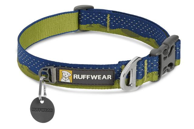 Ruffwear Crag collar with reflective webbing