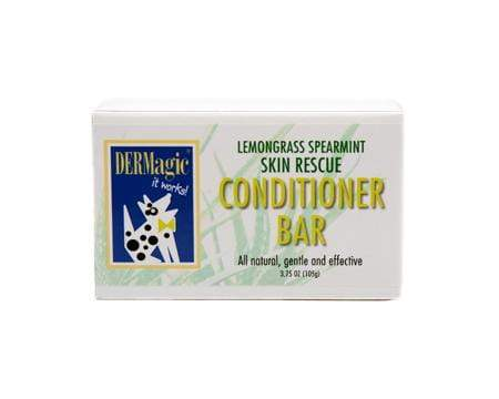 Skin Rescue Conditioner Bar - Lemongrass Spearmint - 3.5 oz.