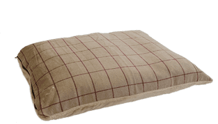 Gor Pets Premium Comfy Cushion Dog Bed COVER ONLY