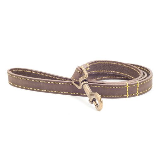 Timberwolf Leather Lead