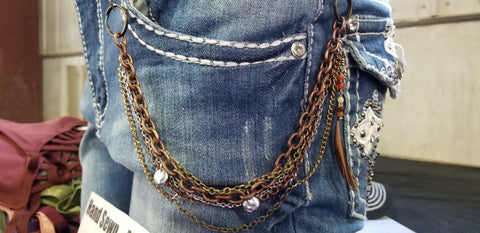 Jean Chain/Bling