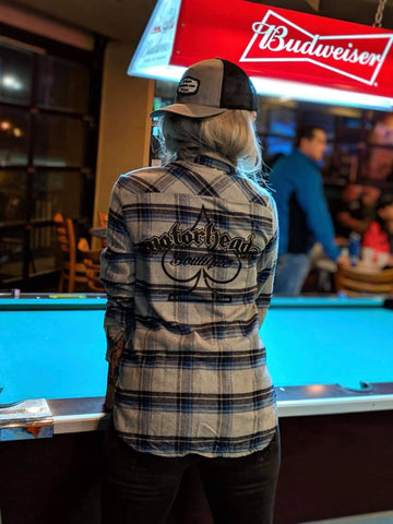 MB Spade Flannel